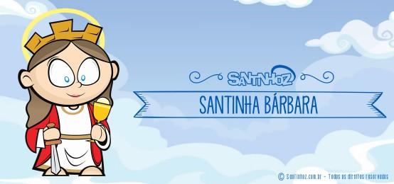 Santinha Bárbara