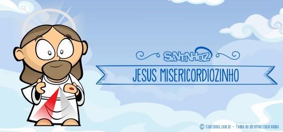 Jesus Misericordiozinho